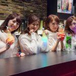 恵比寿EBI EBI GIRLS BAR(エビエビガールズバー)の店内の写真