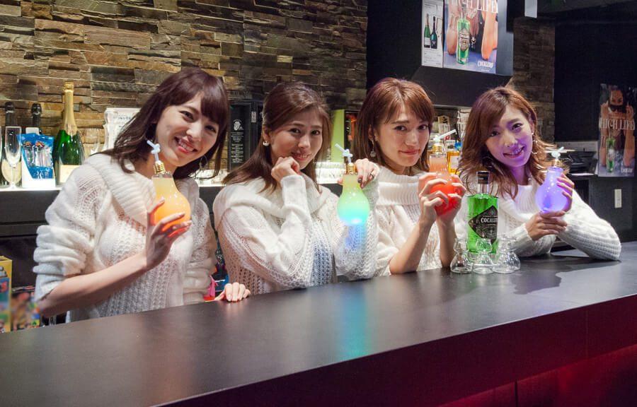 EBI EBI GIRLS BAR(エビエビガールズバー)の店内の写真