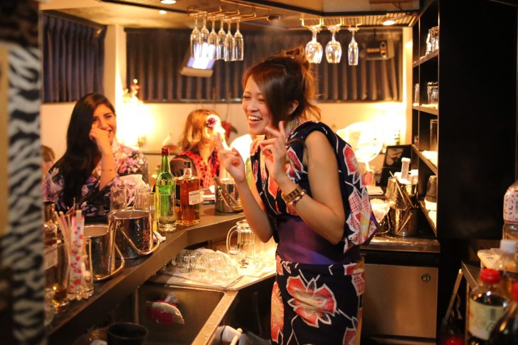 Bar Lounge Laboon(バーラウンジラブーン)キャストの写真