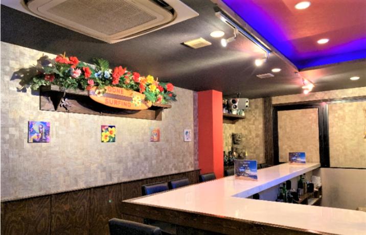 日暮里Tropical Style(トロピカルスタイル)店内の写真