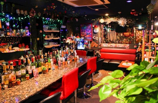 Cinderella Bar(シンデレラバー)店内の写真
