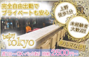 babytokyo上野店 求人募集の画像