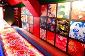 猪鹿蝶(イノシカチョウ)店内の写真